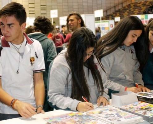 Feria de educación superior