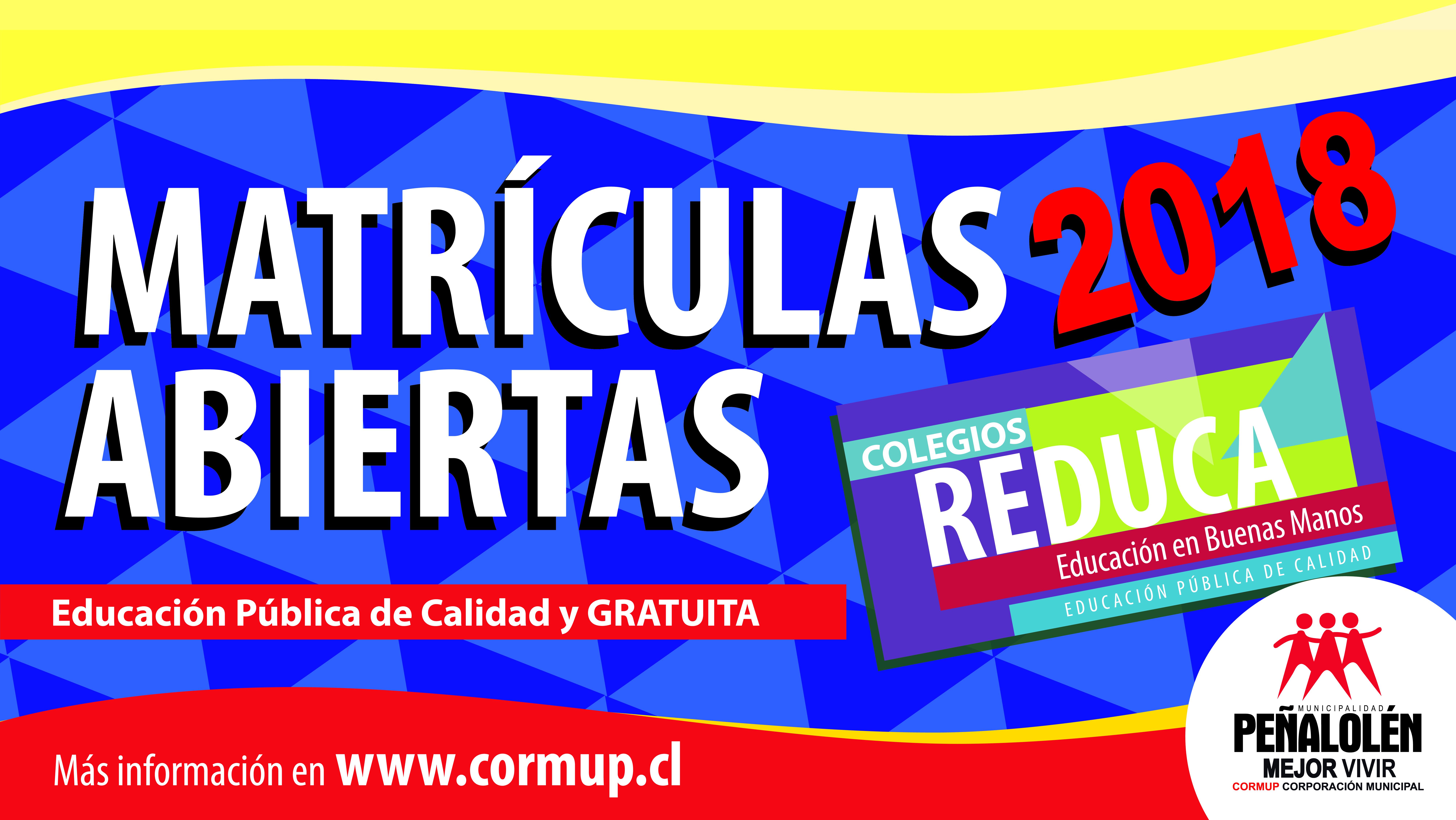 Matriculas-2018