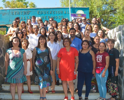 Centro Educacional Valle Hermoso distinguido como Liceo Bicentenario de Excelencia